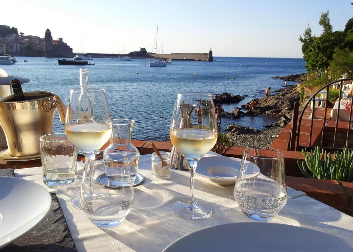 restaurant Collioure - La Balette