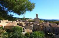 Self-guided bike tour of the Luberon