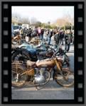 Bourse d'échanges motos et vélos anciens