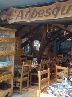 Restaurant l'Arbesquens