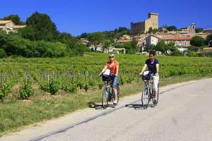Circuit vélo - De la pierre aux galets- ©A. Hocquel / Collect ADT
