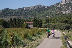 Circuit vélo - La Via Venaissia- ©Christophe Constant/CoVe/Smaemv