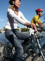 Circuit Vélo - Avignon et l'île de la Barthelasse- ©CDT Vaucluse