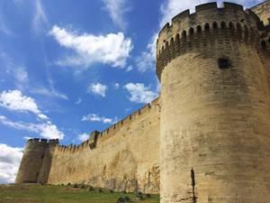 Les visites du Fort Saint-André