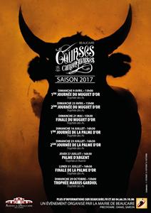 Calendrier des courses camarguaises - Beaucaire