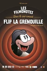 Ciné/Concert - Flip la Grenouille