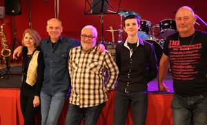 Concert Paci Blues Band