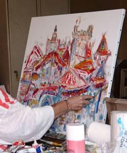 Journée des peintres et sculpteurs