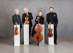 Concert du Quatuor Martinu de Prague