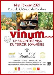 Vinum Salon des Vins du terroir Sommières