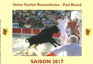 Manifestation Taurine de l'Union Taurine Remoulinoise
