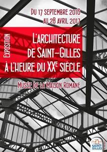 Exposition : L'architecture de Saint-Gilles à l'heure du XXè s.