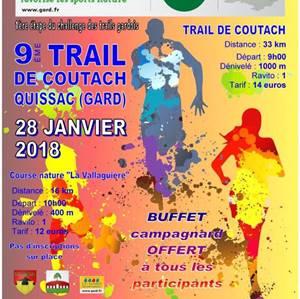 9ème Trail de Coutach