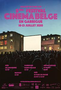 8ème Festival du Cinéma Belge en Garrigue
