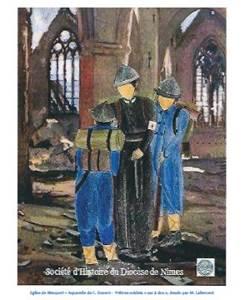Exposition « La Grande Guerre 14-18, l'engagement de l'Eglise catholique du Gard