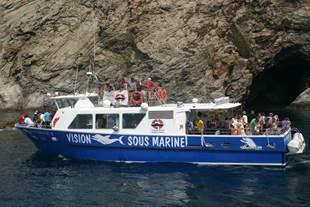 Roussillon Croisières - Navettes Maritimes
