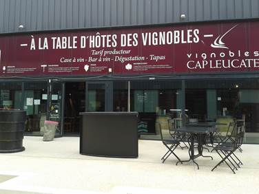 restaurant tapas cave a vin table d hotes des vignobles port leucate