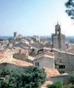 The Aigues area