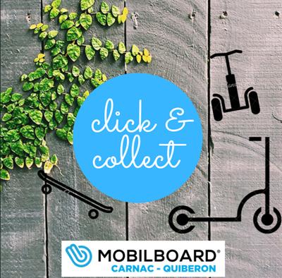 Vente d'engins électriques en Click & Collect !!