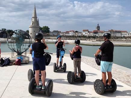 Découverte originale de La Rochelle