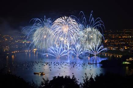 Le top 3 des lieux pour profiter de la Fête du Lac d'Annecy