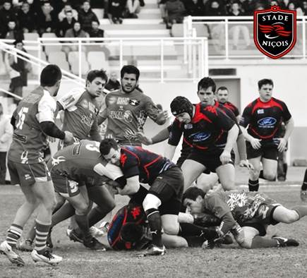 Win your invitations for the next rugby match at Stade Niçois, Sunday April 28!