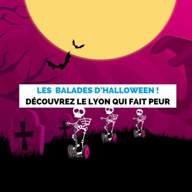 Que faire à Lyon pour Halloween : une balade qui fait peur ! 👻