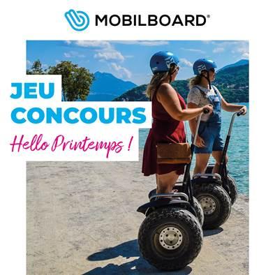 JEU CONCOURS - HELLO PRINTEMPS !🍃☀