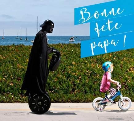 FÊTE DES PÈRES : AU TOUR DE MON PAPA D'AVOIR UN CADEAU ORIGINAL !