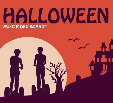 Fêtez Halloween avec Mobilboard !