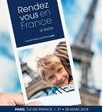 FIND US AT THE RENDEZ VOUS IN FRANCE FAIR