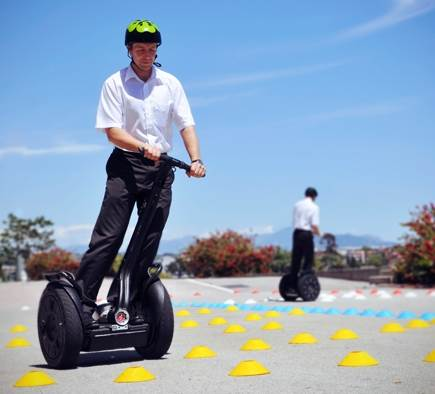 Incentive and Corporate Animation at Segway Segway: the video is online!