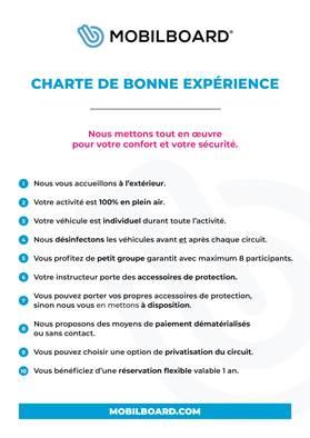 Charte de bonne expérience