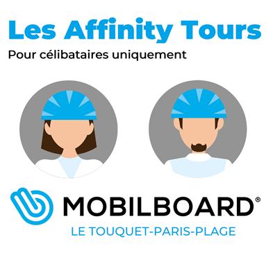 Les Affinity Tours au Touquet