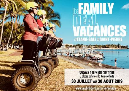 LE FAMILY DEAL VACANCES