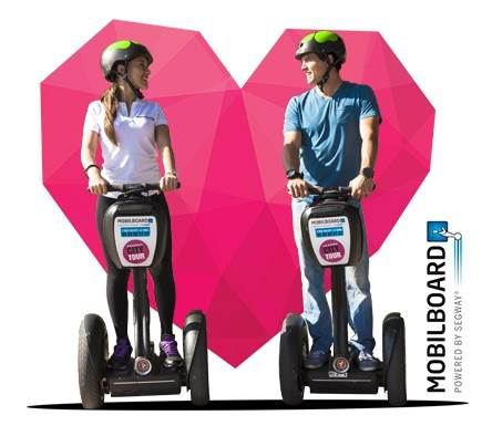 Special Valentine's Day Offer -20% on your ride for two