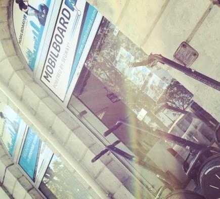 Ouverture de l'agence Segway® Mobilboard Lyon