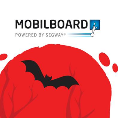 Come celebrate Halloween with Mobilboard Carnac!