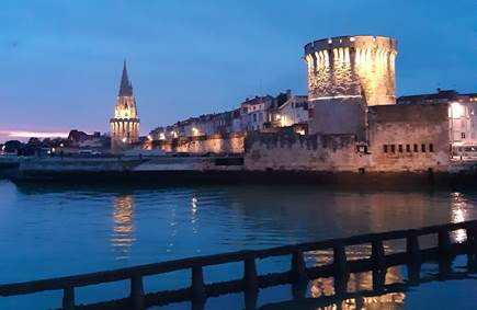 La Rochelle s'apprécie même en période de confinement !
