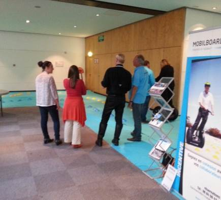 MOBILBOARD LITTORAL au SALON DESTINATION INCENTIVE