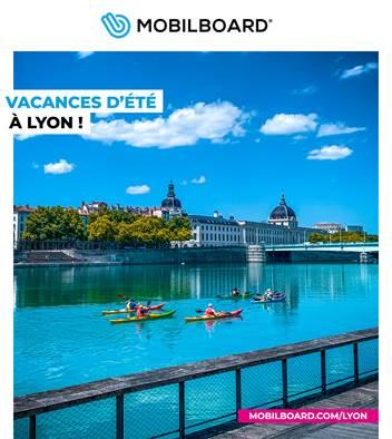 Vacances d'été à Lyon : quelles activités à faire ?