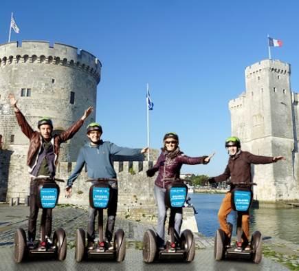 Une activité originale et ludique à faire sur La Rochelle pendant vos vacances !