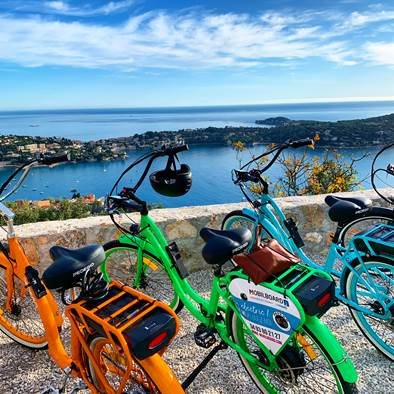 € 5 discount for the rental of our Pedego electric bikes!
