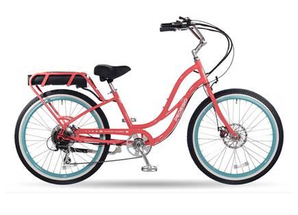 20% de remise pour la location de nos vélos électriques Pedego !
