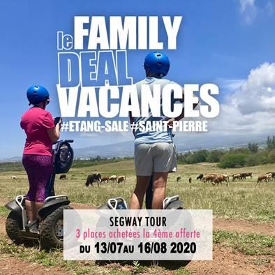 LE FAMILY DEAL VACANCES