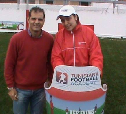 Action TUNISIANA FOOTBALL ACADEMY