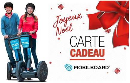 Carte Cadeau Mobilboard