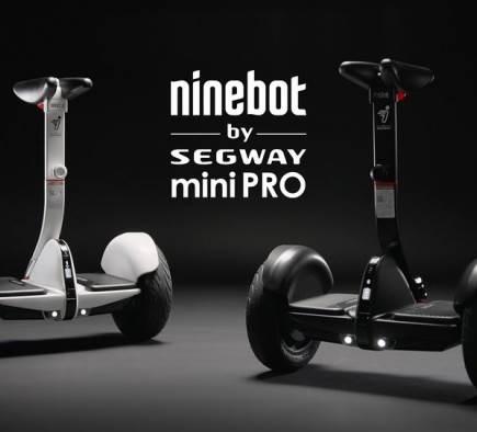 Ninebot by Segway miniPRO à partir de 1099€, Voyez GRAND, Roulez MINI !