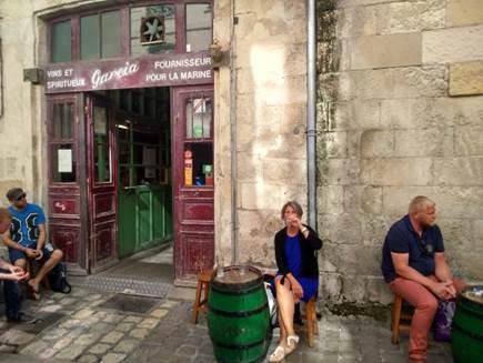 La Rochelle - Les 7 pêchers capitaux