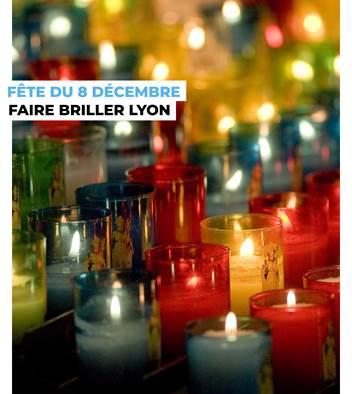 Fêtes des Lumières 2020 : faisons briller Lyon